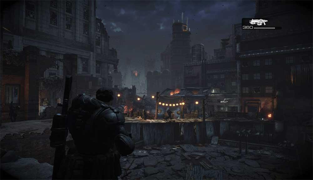 خرید بازی Gears of war 2 کنسول XBOX 360