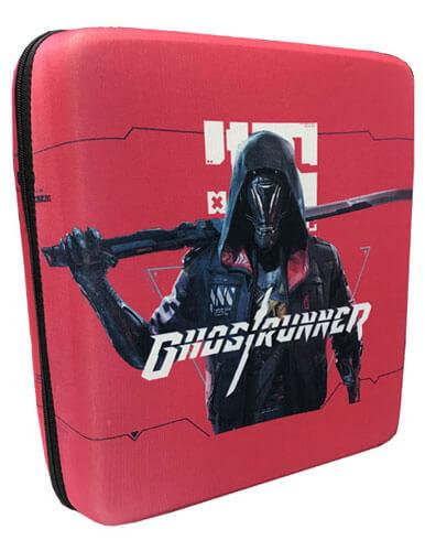 کیف حمل کنسول PS4 مدل Ghostrunner
