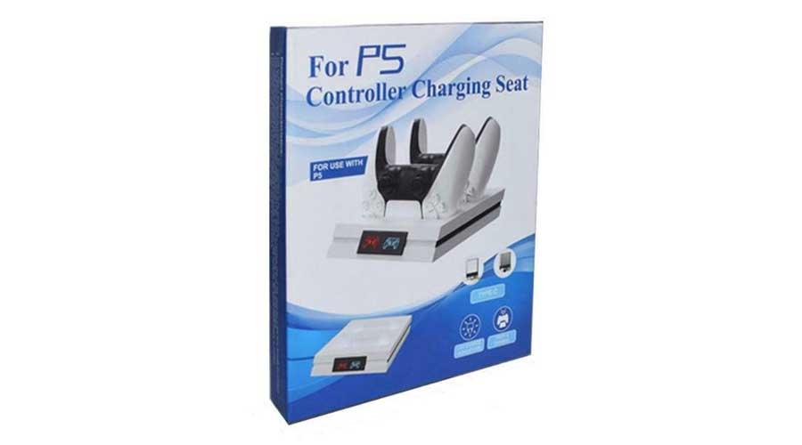 خرید استند شارژر کنترلر PS5 مدل YH 48