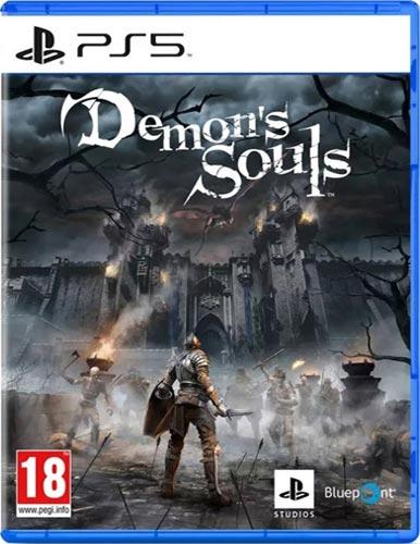 بازی Demons Soul ویژه کنسول PS5