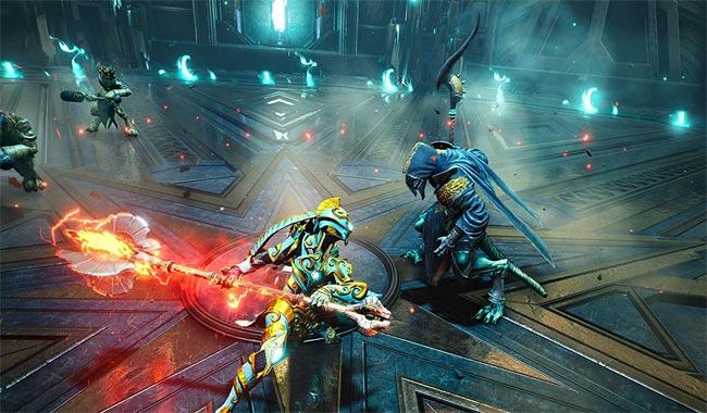 بازی Godfall ویژه کنسول PS5