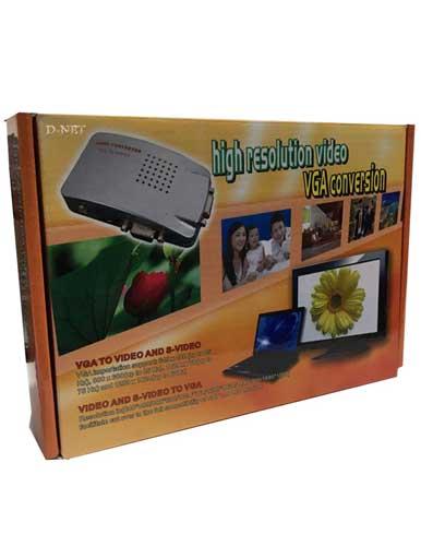 مبدل VGA به AVS Video دی نت مدل FD
