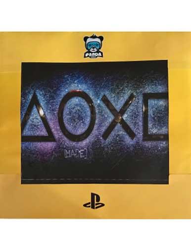 خرید برچسب کنسول PS4 PRO مدل LOGO