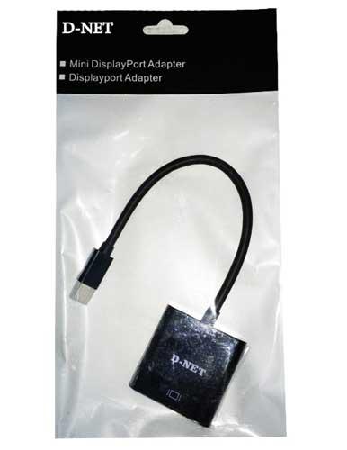 مبدل Mini DisplayPort به HDMI دی نت مدل D 7
