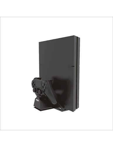 استند و پایه شارژر دسته بازی پلی استیشن 4 دابی مدل TP4-805B (استوک)