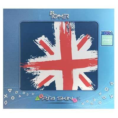 خرید برچسب کنسول PS4 PRO مدل England