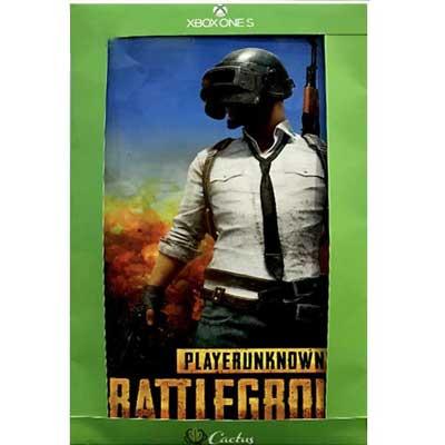 خرید برچسب کنسول XBOX ONE S مدل BattleGrounds