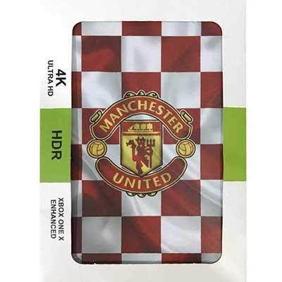 خرید برچسب کنسول XBOX ONE مدل Manchester United