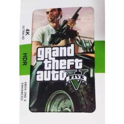 خرید برچسب کنسول XBOX ONE مدل GTA