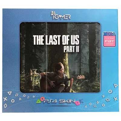 خرید برچسب کنسول PS4 FAT مدل Last Of Us 1