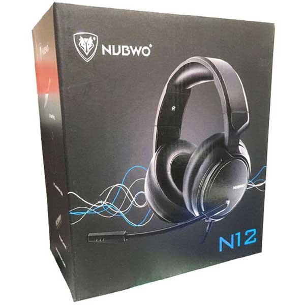 هدست گیمینگ نابو NUBWO مدل N12