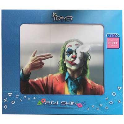 خرید برچسب کنسول PS4 FAT مدل Joker