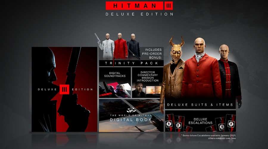 بازی Hitman III ویژه کنسول PS5