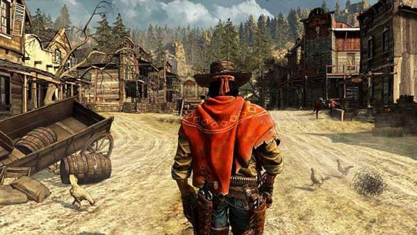 بازی Call of Juarez Gunslinger Xbox 360