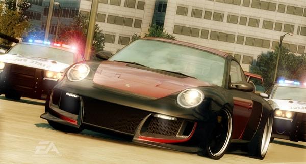 بازی Need for Speed Undercover کنسول XBOX 360