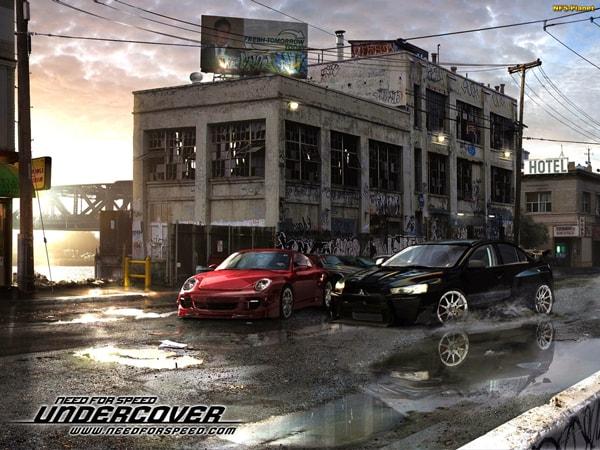 بازی Need for Speed Undercover ایکس باکس 360