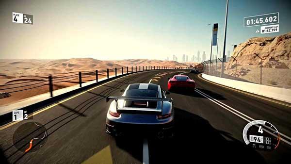 گرافیک بالای بازی ایکس باکس 360 Forza Motorsport 4