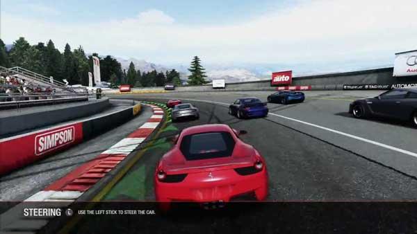 تنوع گیم پلی بازی ایکس باکس 360 Forza Motorsport 4