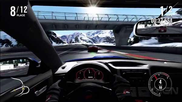 بازی ایکس باکس 360 Forza Motorsport 4