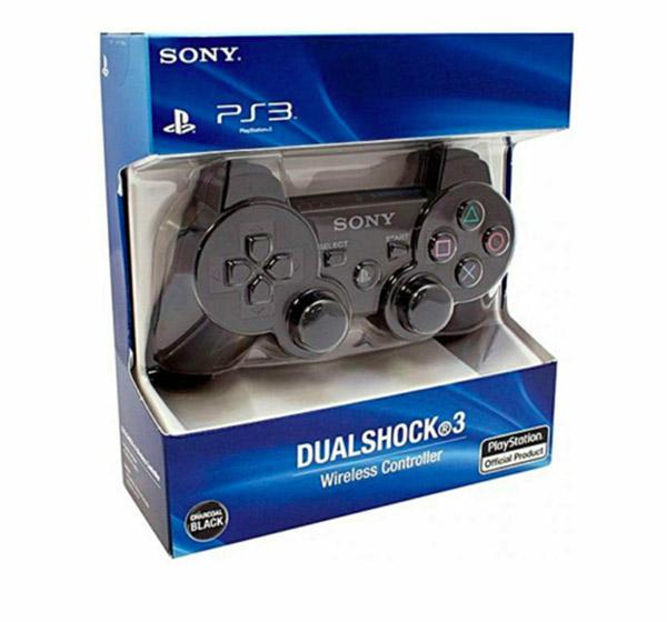 گیم پد پلی استیشن ۳ وایرلس پکدار DualSHock Gamepad