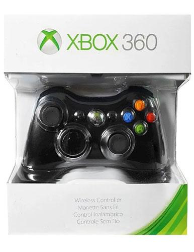 دسته بازی ایکس باکس 360 مدل Microsoft Wireless