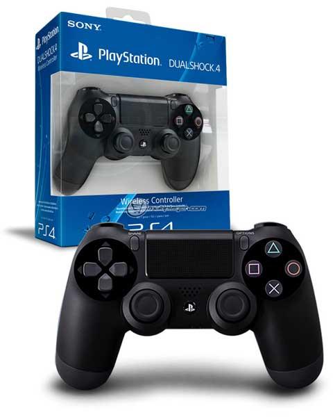 دسته بازی پلی استیشن 4 دوال شاک مشکی DualShock PS4 Wireless Controller