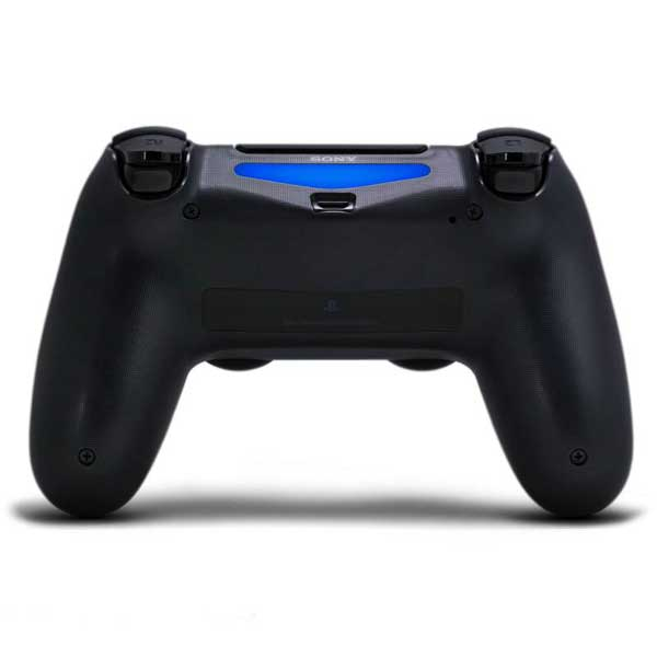 ارگونومی دسته بازی پلی استیشن 4 دوال شاک مشکی DualShock PS4 Wireless Controller