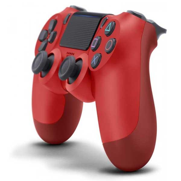 دسته بازی پلی استیشن ۴ سونی مدل Red Wireless Controller