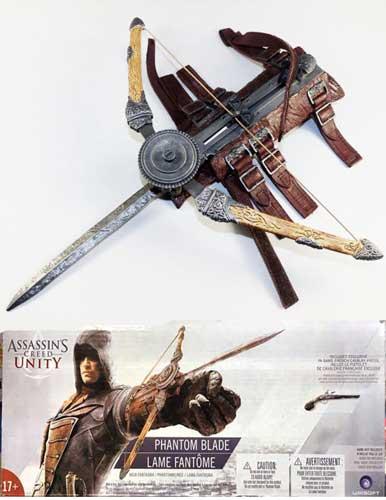 چاقو مخفی Assassin Creed Unity Arno Arrow Phantom Blade Gauntlet