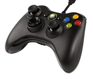 دسته بازی کامپیوتر باسیم Gamepad Xbox 360 Wired Controller for Windows