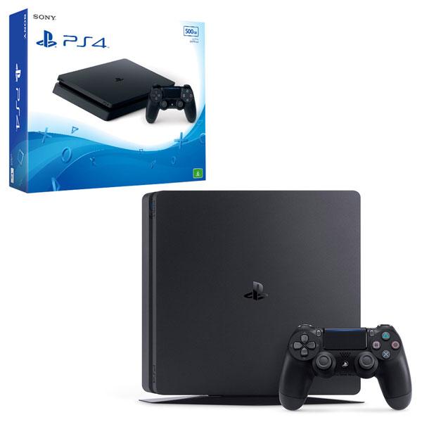 PlayStation-4-Slim-500GB-Console