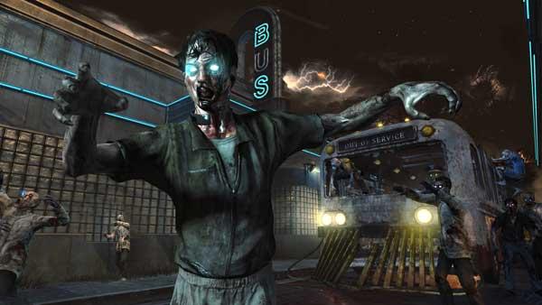 زامبی مود بازی کامپیوتری Call Of Duty Black Ops 2