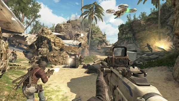بازی کامپیوتری Call Of Duty Black Ops 2