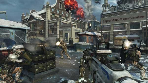 گیم پلی بازی کامپیوتری Call Of Duty Black Ops 2