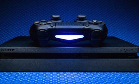 دسته کنسول پلی استیشن 4 اسلیم 1 ترابایت ریجن 2 اروپا Sony PlayStation 4 Slim Region 2 1TB 1 Controller
