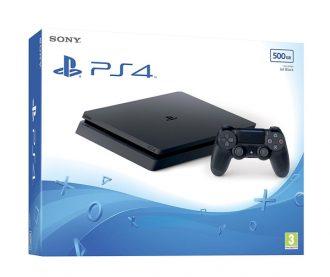 کنسول پلی استیشن 4 اسلیم 1 ترابایت ریجن 2 اروپا Sony PlayStation 4 Slim Region 2 1TB 1 Controller