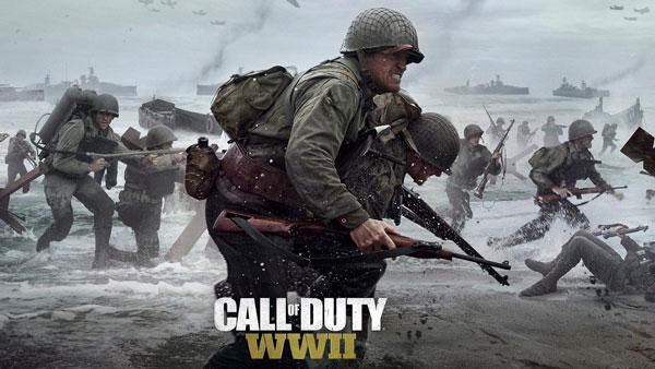 بازی کامپیوتری Call of Duty WWII