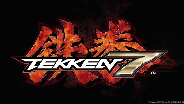 ماگ گیمینگ طرح Tekken 7