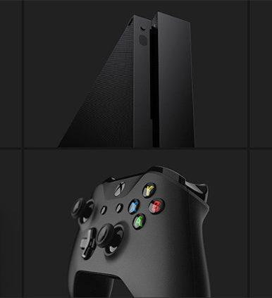 کنسول ایکس باکس وان ایکس 1 ترا مدل Microsoft Xbox One X