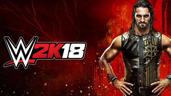ماگ گیمینگ طرح WWE 2K18
