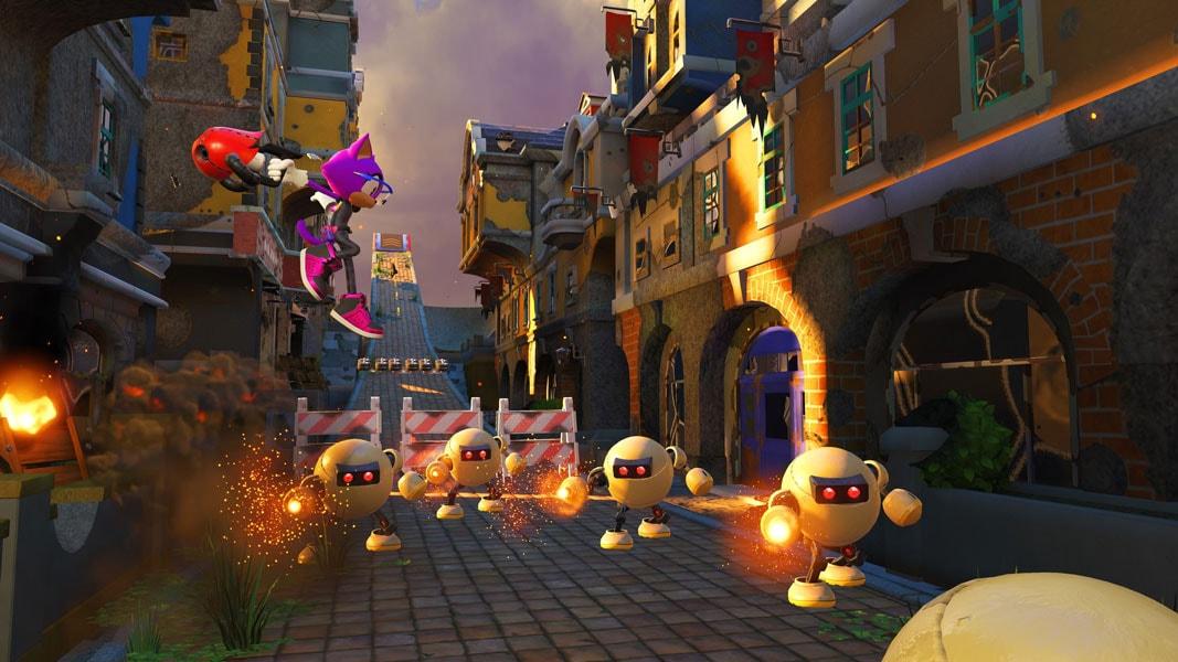 بازی Sonic Forces کنسول Nintendo Switch