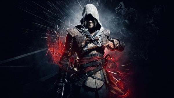 ماگ گیمینگ طرح Assassin's Creed 4 Black Flag
