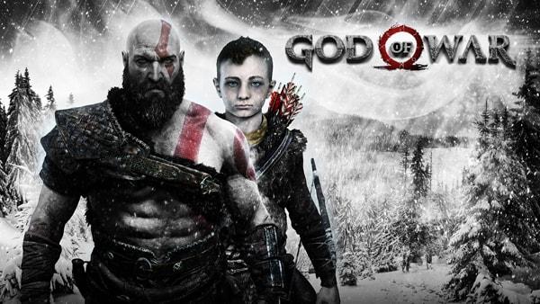 ماگ گیمینگ طرح God Of War 3