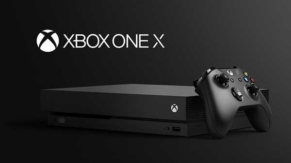 کنسول ایکس باگس وان ایکس 1 ترابایتی Microsoft Xbox One X 1TB Game Console