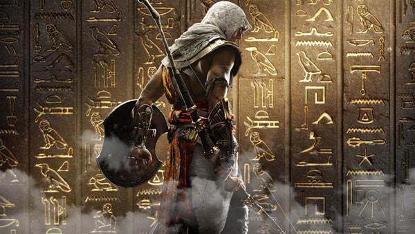 ماگ گیمینگ طرح Assassin's Creed Origins