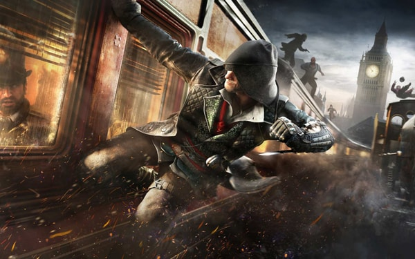ماگ گیمینگ طرح Assassins Creed Syndicate