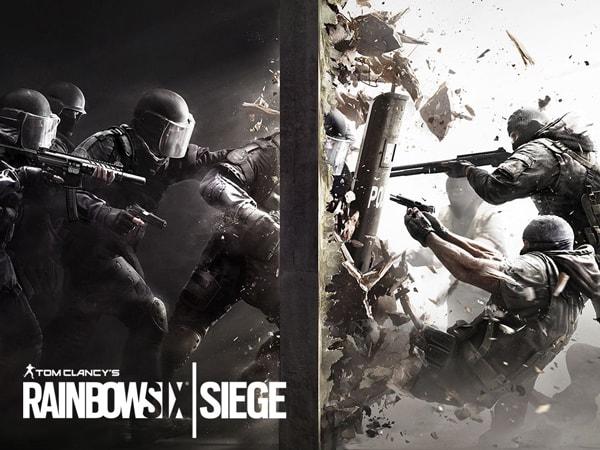 ماگ گیمینگ طرح Tom Clancys Rainbow Six Siege