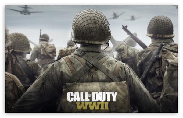 ماگ گیمینگ طرح COD WW2