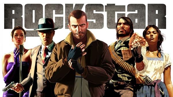 ماگ گیمینگ طرح Grand Theft Auto v
