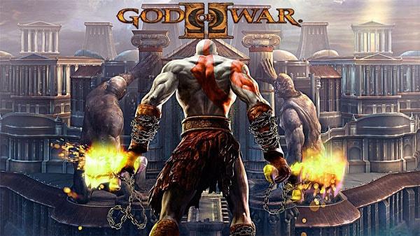 ماگ گیمینگ طرح God Of War